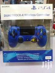 Blue Wireless Dualshock Controller | Video Game Consoles for sale in Nairobi, Nairobi Central