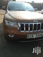 Jeep Grand Cherokee 2011 Gold | Cars for sale in Nairobi, Nairobi West