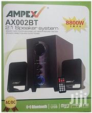 Ampex Sub Woofer-speaker System Bluetooth,Fm,Sb/Usb 8800watts | Audio & Music Equipment for sale in Nairobi, Nairobi Central