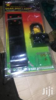 Gear Lock For Manual And Automatic Gear Vehicles | Vehicle Parts & Accessories for sale in Nairobi, Riruta