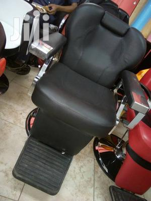 Executive Barber Chair