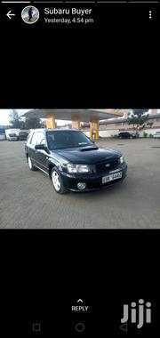 Subaru Forester 2003 Automatic Black | Cars for sale in Nairobi, Nairobi South