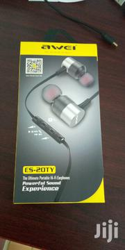 Awei ES-20TY Earphone. | Accessories for Mobile Phones & Tablets for sale in Nairobi, Nairobi Central