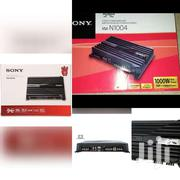 NEW SONY XM N1004 CAR AMPLIFIER 4CH 70*4 RMS | Vehicle Parts & Accessories for sale in Nairobi, Nairobi Central