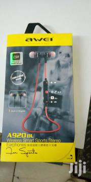 Awei Wireless Sport Earphone a 920 BL | Accessories for Mobile Phones & Tablets for sale in Nairobi, Nairobi Central