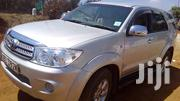 Toyota Fortuner 2010 Silver | Cars for sale in Nairobi, Pangani