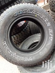 Tyre Size 265/65r17 Yokohama Tyres   Vehicle Parts & Accessories for sale in Nairobi, Nairobi Central