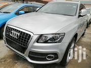 Audi Q5 2012 2.0 TDI Automatic Silver | Cars for sale in Mombasa, Shimanzi/Ganjoni
