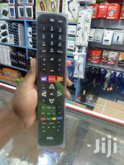 TCL Smart TV Remote With Yahoo And Netflix   TV & DVD Equipment for sale in Nairobi, Nairobi Central