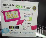 "Iconix C703 Kids Tablet Dual Core 0.3PM Camera 7"" Display Wi-fi Pink 