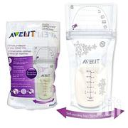 Philips Avent Breastmilk Storage Bags 180ML (Pack Of 25) | Toys for sale in Nairobi, Nairobi Central
