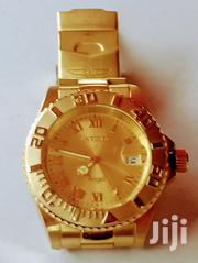 Invicta Angel Executive Watch 18k Gold Ion Plated Stainless Steel | Watches for sale in Nairobi, Kahawa