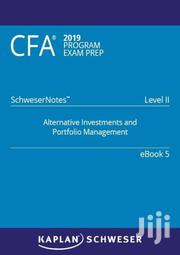 CFA Level-2-shweser Notes 2019 | Books & Games for sale in Nairobi, Woodley/Kenyatta Golf Course