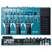 BOSS - ME-50 | Guitar Multiple Effects 30000 | Musical Instruments for sale in Nairobi, Nairobi South