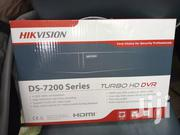 Hikvision Turbo HD 8 Channel DVR 720 Black | Cameras, Video Cameras & Accessories for sale in Nairobi, Nairobi Central