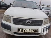Toyota Succeed 2007 White   Cars for sale in Nairobi, Embakasi