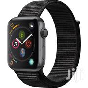 Apple Watch Series 4 (GPS Only, 44mm, Space Gray Aluminum,Black Sport) | Watches for sale in Nairobi, Nairobi Central