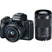 Canon EOS M50 Mirrorless Digital Camera With 15-45mm Lens (Black) | Cameras, Video Cameras & Accessories for sale in Nairobi, Nairobi Central