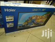 50 Inches Mooka Haier Smart Android LED TV Ultra HD 4k   TV & DVD Equipment for sale in Nairobi, Nairobi Central