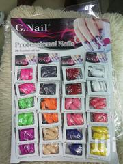G Nails - Coloured, Plain, Tips Stick On's | Makeup for sale in Nairobi, Nairobi Central