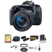 Canon EOS 77D DSLR Camera With 18-135mm | Cameras, Video Cameras & Accessories for sale in Nairobi, Nairobi Central