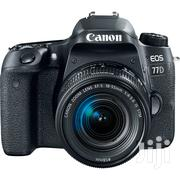 Canon EOS 77D DSLR Camera With 18-55mm | Cameras, Video Cameras & Accessories for sale in Nairobi, Nairobi Central
