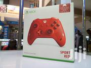 Xbox One PC Sport Red Wireless Controller | Video Game Consoles for sale in Nairobi, Nairobi Central