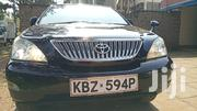 Toyota Harrier 2007 Black | Cars for sale in Nairobi, Ngara
