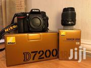 Nikon D7200 With Lens 18-140mm New With Warranty | Cameras, Video Cameras & Accessories for sale in Nairobi, Nairobi Central