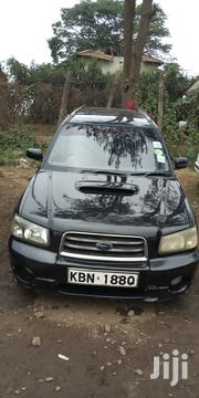 Subaru Forester 2004 Automatic Black | Cars for sale in Nairobi, Nairobi Central