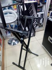 Keyboard Stand Double Decker, For 2 Keyboards | Musical Instruments & Gear for sale in Nairobi, Nairobi Central