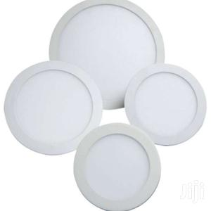 Recess LED Panel Light Round/Square Mounted LED Ceiling Lights