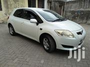 Toyota Auris 2007 White | Cars for sale in Mombasa, Shimanzi/Ganjoni