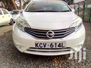 New Nissan Note 2013 White | Cars for sale in Nairobi, Kilimani