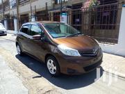 Toyota Vitz 2012 Brown | Cars for sale in Mombasa, Ziwa La Ng'Ombe