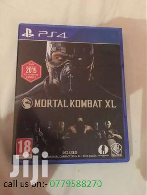 Mortal Kombat XL For Ps4 On SALE