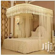 6*6 Cream Mosquito Nets With Sliding Stands | Home Accessories for sale in Nairobi, Nairobi Central