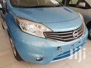 Nissan Note 2013 Blue   Cars for sale in Mombasa, Ziwa La Ng'Ombe