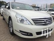Nissan Teana 2012 White | Cars for sale in Mombasa, Ziwa La Ng'Ombe