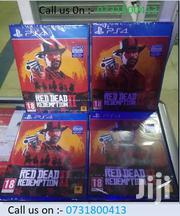 Red Dead Redemption 2 Ps4 Quick Sell | Video Game Consoles for sale in Nairobi, Nairobi Central