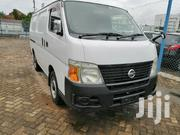 Nissan Caravan 2012 White | Trucks & Trailers for sale in Mombasa, Shimanzi/Ganjoni