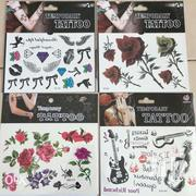 Temporary Tattoos 3 Sheets For Ksh200 | Tools & Accessories for sale in Mombasa, Mji Wa Kale/Makadara