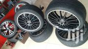 AMG Rims Size 19 With Tyres | Vehicle Parts & Accessories for sale in Nairobi, Mugumo-Ini (Langata)