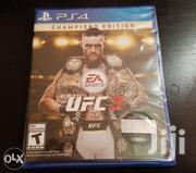 UFC 3 On Ps4 Now | Video Game Consoles for sale in Nairobi, Nairobi Central