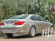 BMW 7 Series 2010 Gold | Cars for sale in Nairobi, Kileleshwa