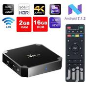 X96 Mini Android 7.1.2 TV BOX 1GB 8GB/2GB 16GB Amlogic S905W Quad Core | TV & DVD Equipment for sale in Nairobi, Nairobi Central