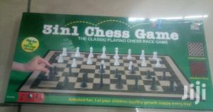 3 In 1 Chess Game