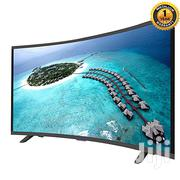 """Vision Plus Vp8843c - 43"""" Inch - Fhd Smart Curved ,Android LED TV 