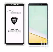 A9 2018 5D Full Glue Screen Protector | Accessories for Mobile Phones & Tablets for sale in Nairobi, Nairobi Central