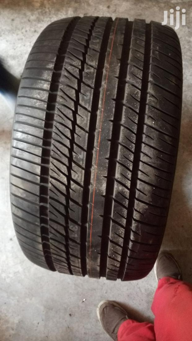 Tyre Size 315/40r21